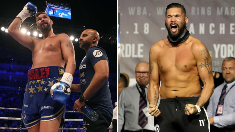 Tony Bellew Open To Fighting In The UFC After Oleksandr Usyk Fight