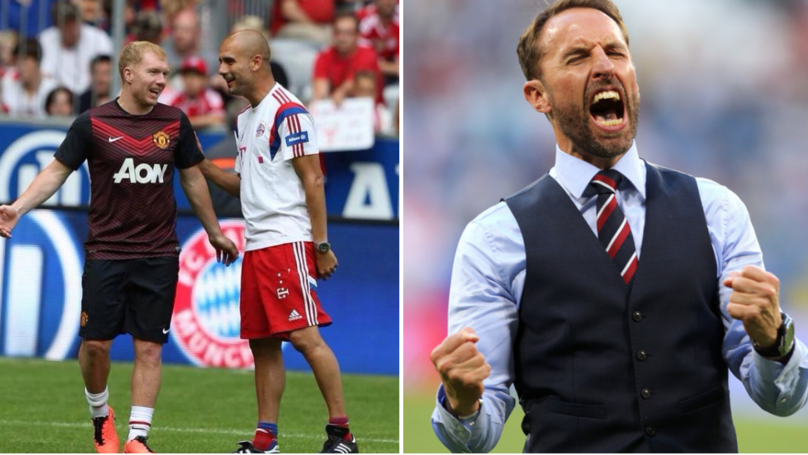 Paul Scholes Names Brilliant Reason Why Pep Guardiola Is To Thank For England Success