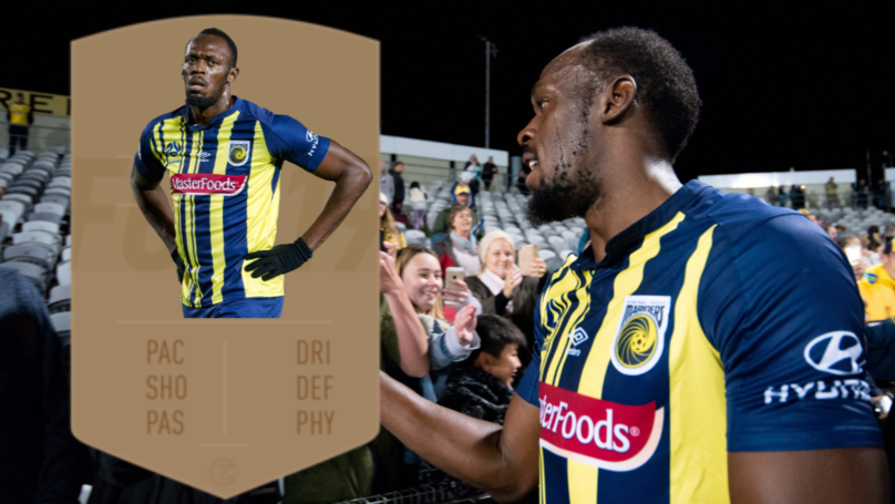 Usain Bolt's FIFA 19 Card Leaked Online, Includes 99 Pace