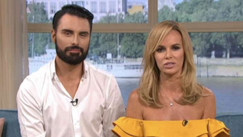 Amanda Holden Rumoured To Be Replacing Holly Willoughby On This Morning
