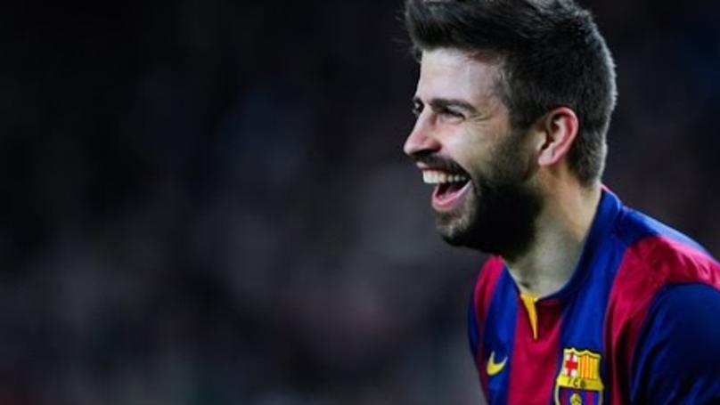 Gerard Pique Posts Typically Brilliant Tweet After Incredible El Clasico Win | SPORTbible