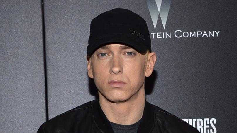 Eminem's New Album Is 'Complete'