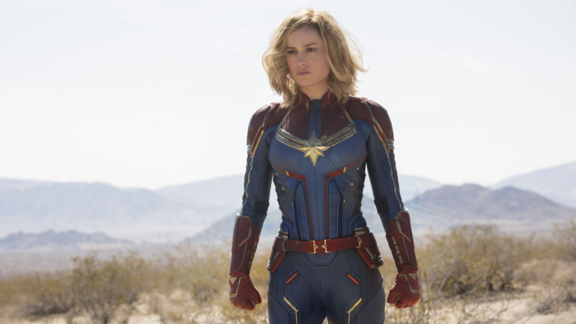 Avengers: Endgame Fans Are Shocked By Captain Marvel's New Look