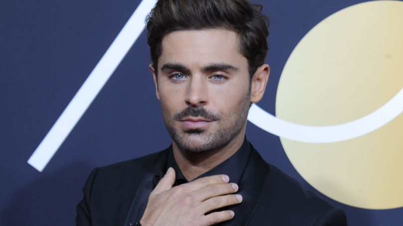 Zac Efron Has Dyed His Hair Platinum Blonde And It S His Strongest