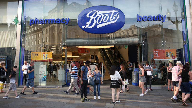 Boots To Stop Using Plastic Bags In 53 Stores From Today