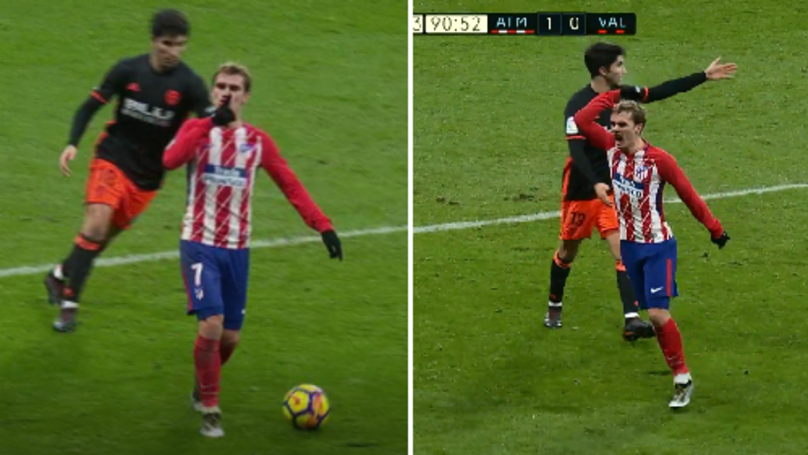 Why Antoine Griezmann Reacted Furiously With His Own Fans
