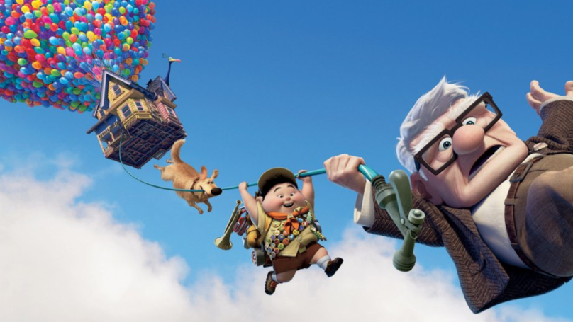 Pixar's Up Turns 10 Years Old