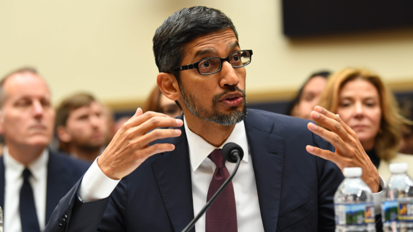 ​Google CEO Explains Why Donald Trump Comes Up In Searches For 'Idiot'