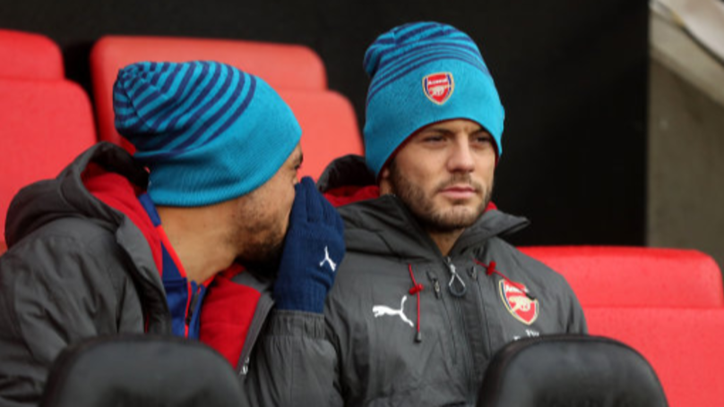 Arsenal Offer Jack Wilshere A Bizarre New Contract That's Been Labelled 'A Joke'