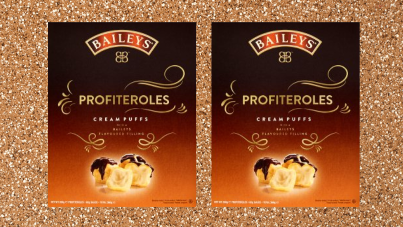 These Baileys Cream Profiteroles Are Heaven In A Bite