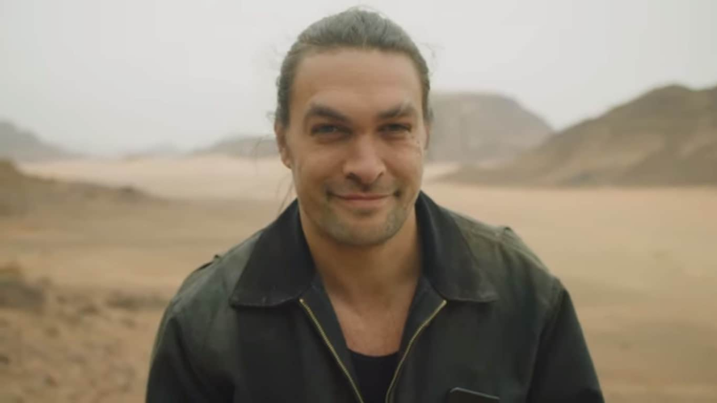 Jason Momoa Just Shaved His Beard Off For The First Time In 7 Years