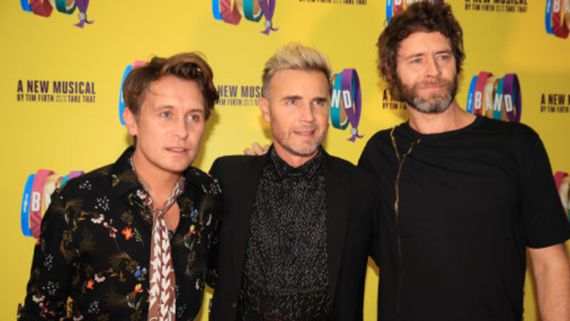 Take That Announce 30th Anniversary 'Greatest Hits Live' Tour For 2019