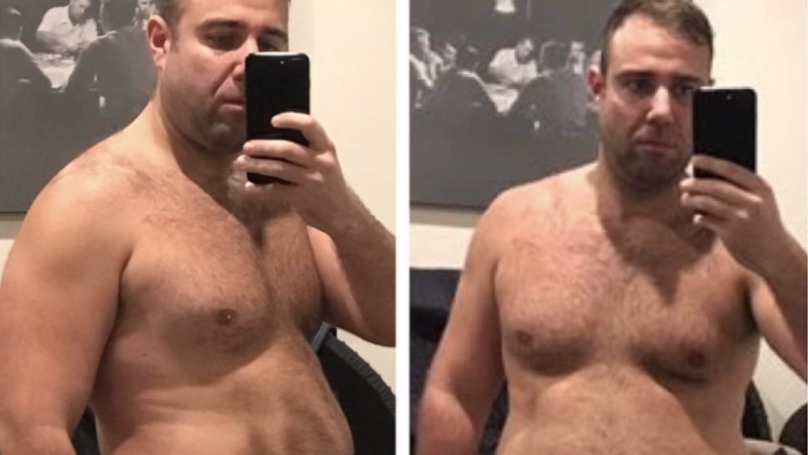 Poker Player Wins $500,000 Bet By Transforming His Body In Six Months
