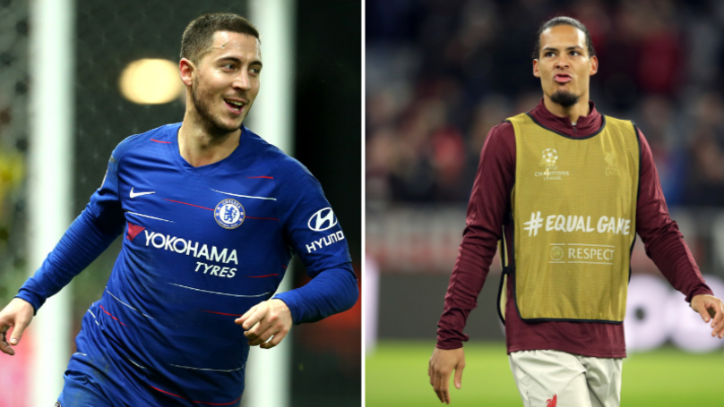 Eden Hazard Is Statistically The Premier League's Best Player