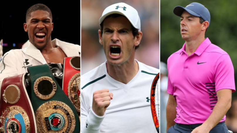 Britain's Richest Young Sport Stars Revealed