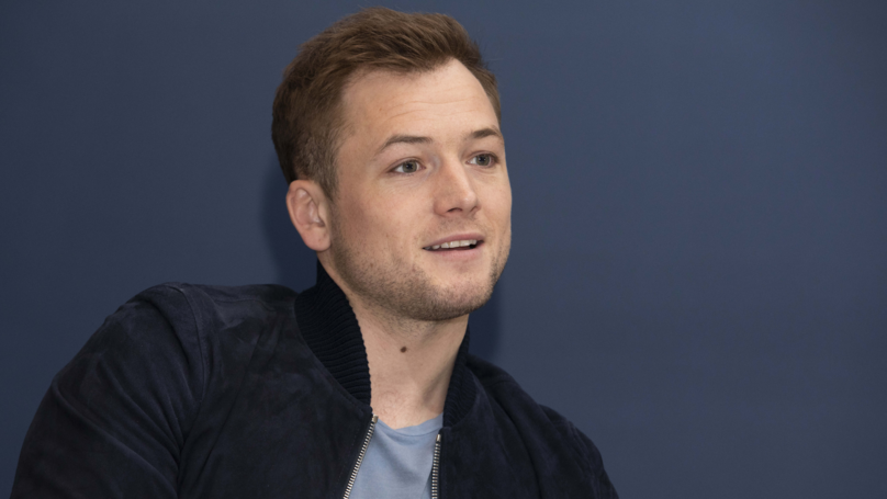 Marvel Writer Mark Millar Says Taron Egerton Will Be Next Wolverine