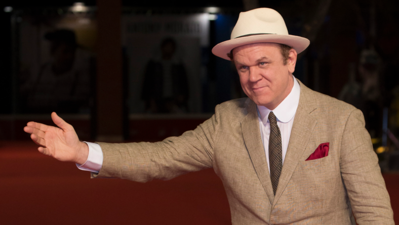Turns Out That John C. Reilly Is Actually A Pretty Good Rapper