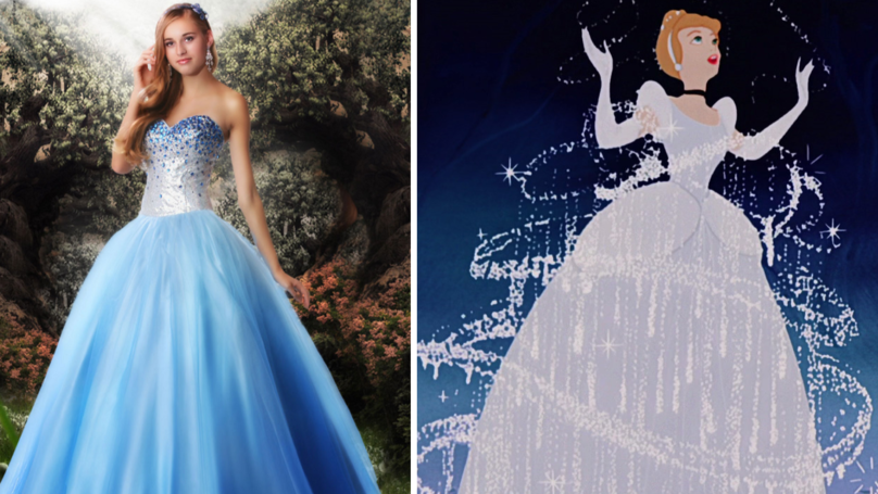 These Disney Princess Inspired Prom Gowns Are Giving Us Life - Pretty 52
