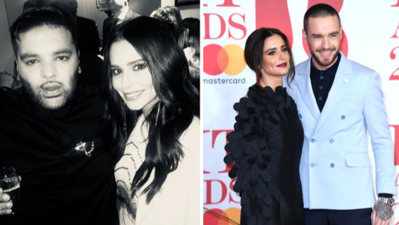 ​Cheryl Cosies Up To Naughty Boy In Instagram Pictures Despite His Feud With Liam Payne