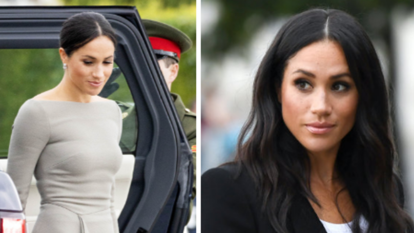 Meghan Markle Mocked By Trolls For Her Fashion Choices