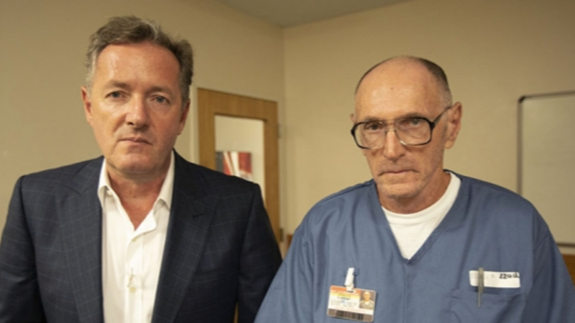 There's A New 'Confessions Of A Serial Killer With Piers Morgan' And It Looks Like The Most Harrowing One Yet