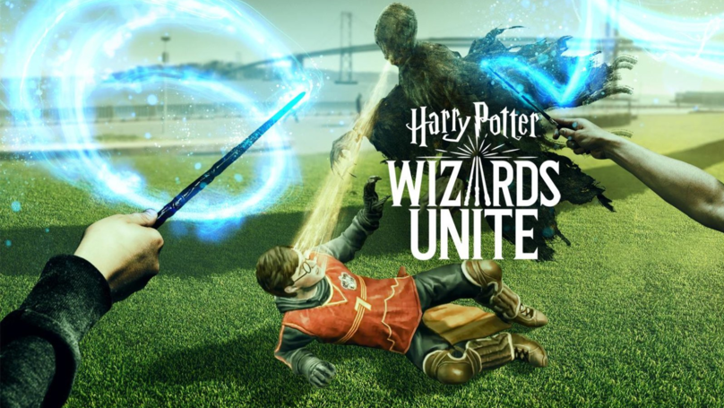 ​'Harry Potter: Wizards Unite' Trailer Shows The Muggle World Being Invaded