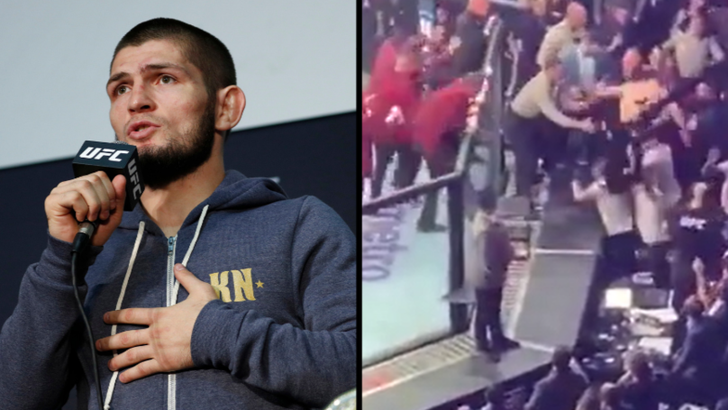 How Conor McGregor's 'Illegal' Move Angered Khabib Nurmagomedov