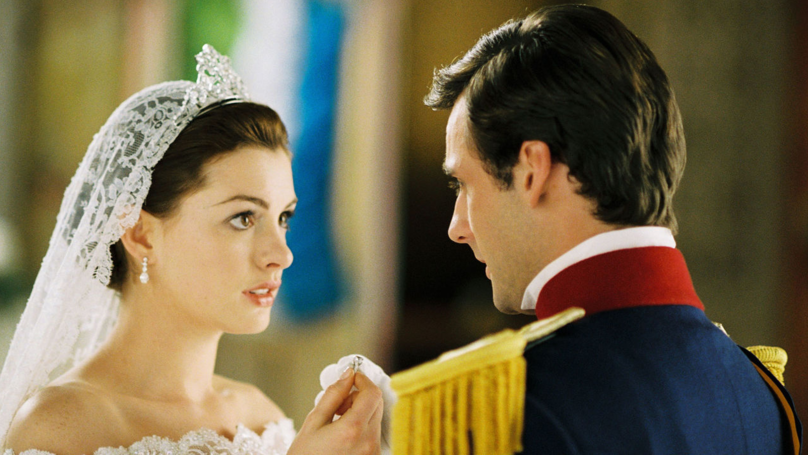 The Script Has Been Written For 'Princess Diaries 3'