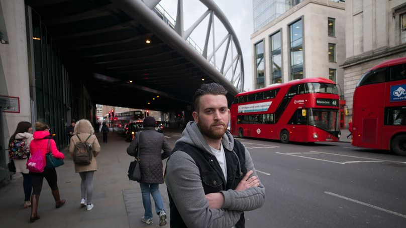 One Year On: Hero Police Officer Who Ran At London Bridge Attackers Tells His Story