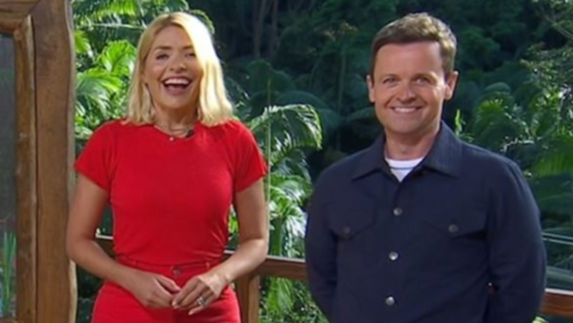 Holly Willoughby Hits Back At I'm A Celebrity Critics With Hilarious Skit