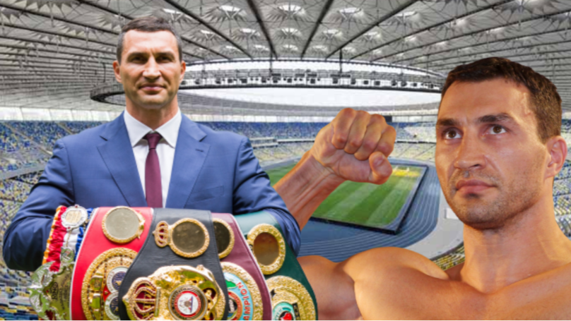 Wladimir Klitschko Set To Make Sensational Return To Boxing On May 25