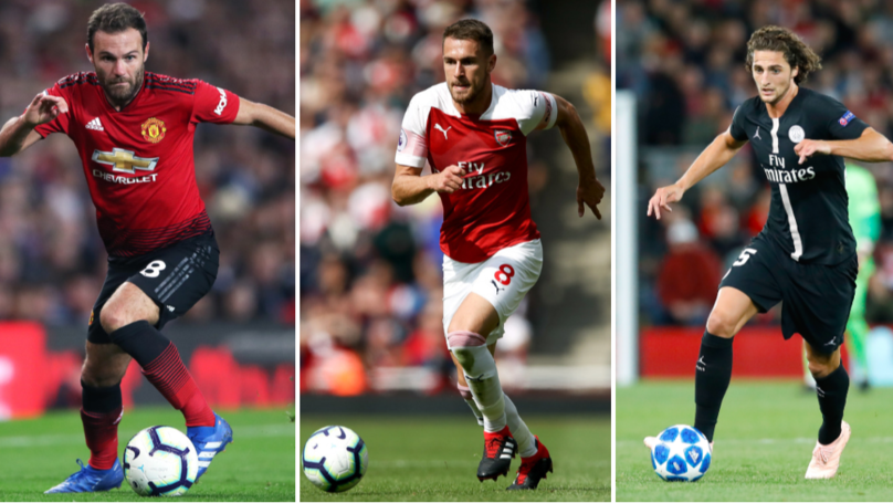An Incredible XI Of Players Out Of Contract This Summer