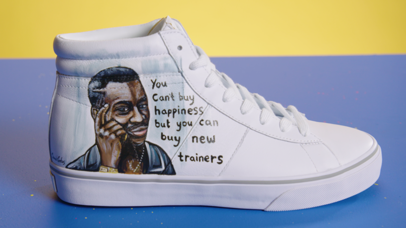 These Works of Sneaker Art Take Fresh Creps To A New Level