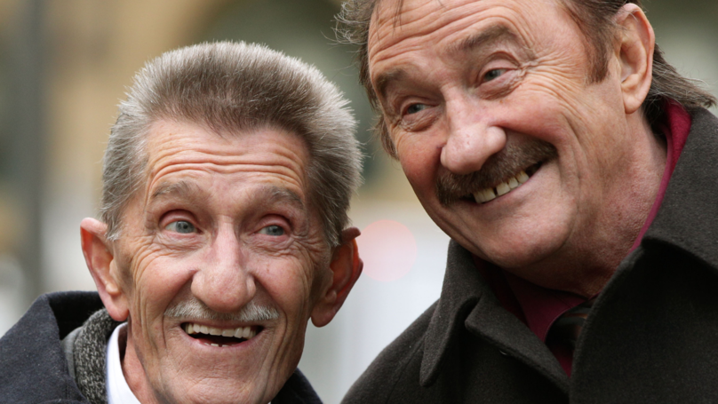 You Might Not Know It, But There Were Four Chuckle Brothers