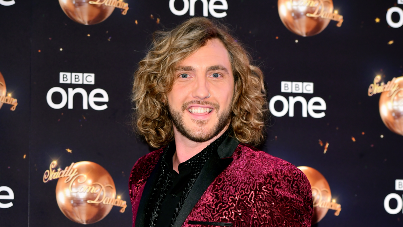Seann Walsh Banned From Strictly's Live Tour After Kiss With Dance Partner Katya Jones