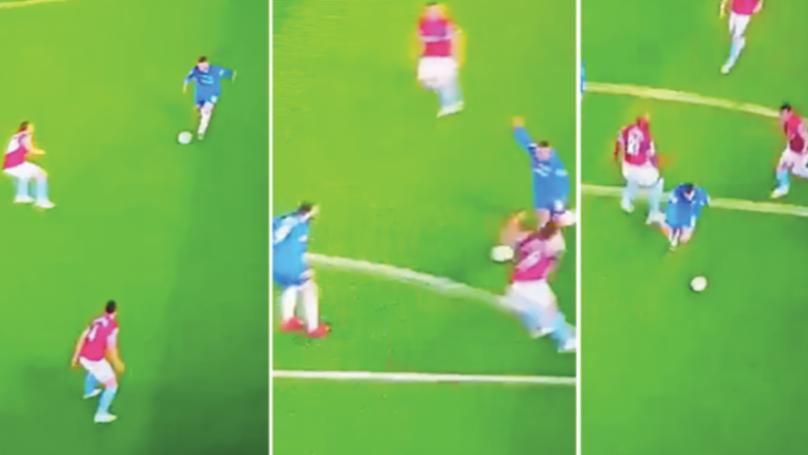 Eden Hazard Ruins Five Players In Scores Sensational Solo Goal