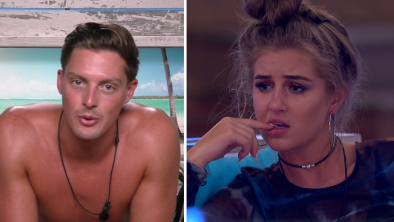 love island 2018 two islanders will leave the villa in shock dumping pretty 52. Black Bedroom Furniture Sets. Home Design Ideas