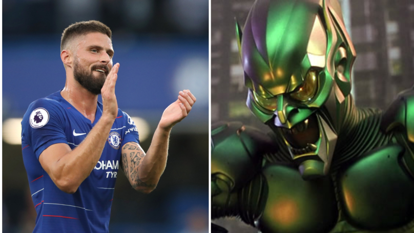 Olivier Giroud To Appear In New Spider-Man Film