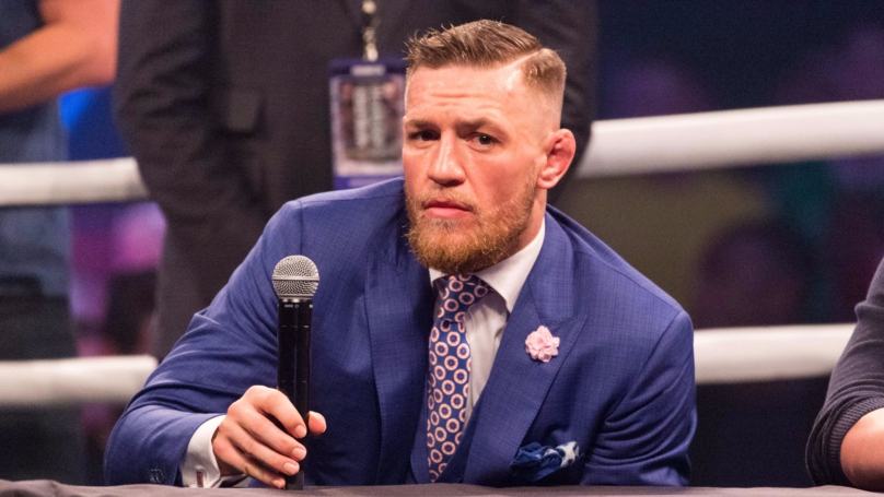 Conor McGregor Has Reportedly Been Knocked Out In Sparring Session