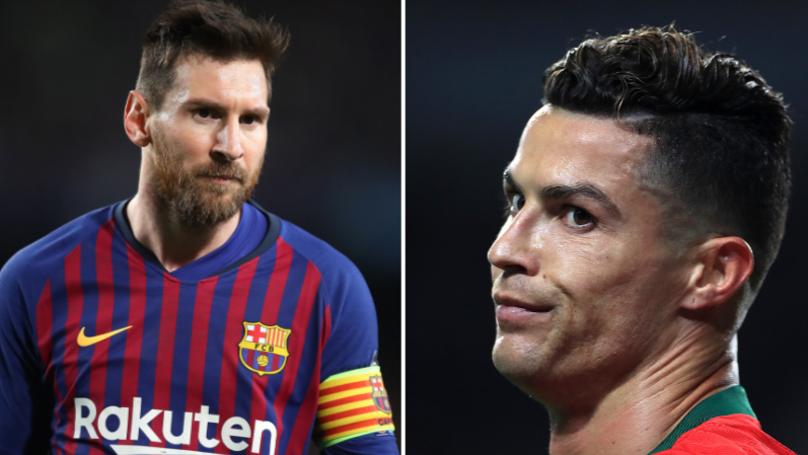 Lionel Messi Vs Cristiano Ronaldo Debate Decided By Supercomputer