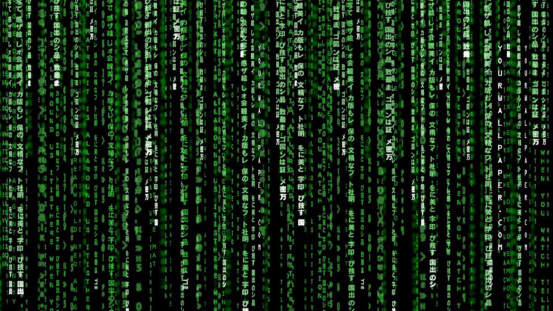 The Green Code In 'The Matrix's Opening Sequence Is Actually A Sushi Recipe