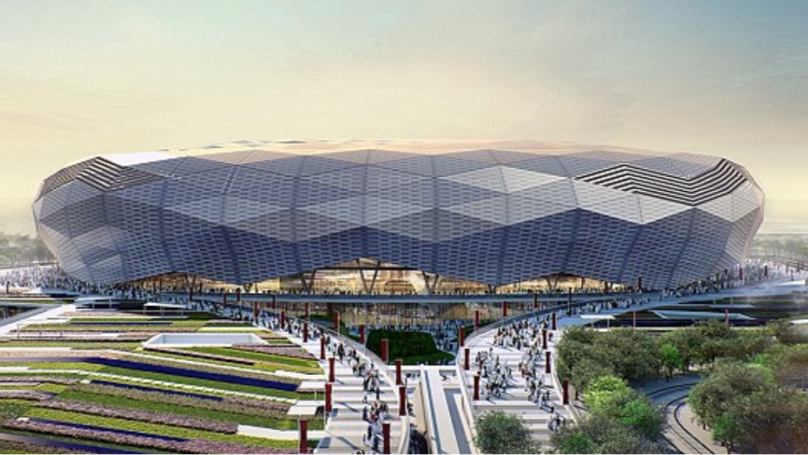 Take A Look At The 135,000-Seater Stadium That Will Become The Biggest In The World