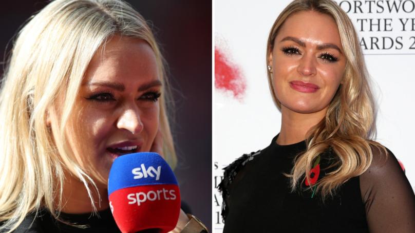 Sky Sports Presenter Laura Woods Destroys Troll On Twitter