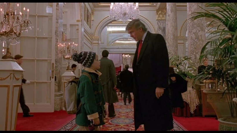 Matt Damon Reveals The Real Reason For Trumps Movie Cameos