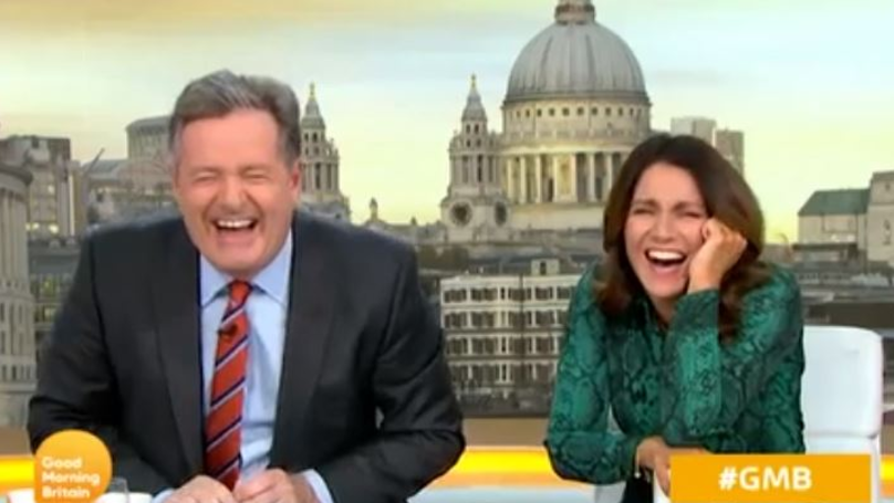 Piers Morgan Confirms He's Taking A Break From Good Morning Britain