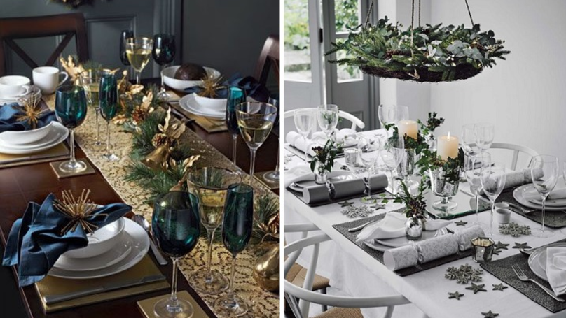 These Are Some Of The Most Pinned Christmas Tables On Pinterest