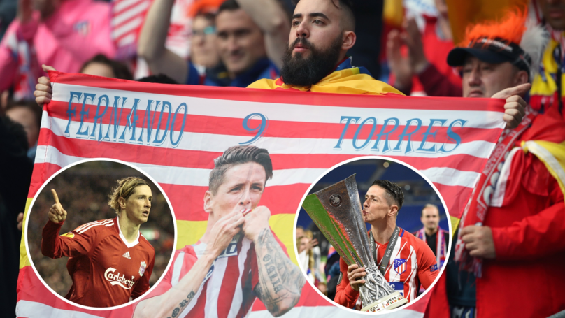 Former Atlético Madrid Striker Fernando Torres Set To Sign For New Club This Summer