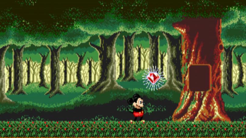 'Castle Of Illusion' And More Announced For Mega Drive Mini