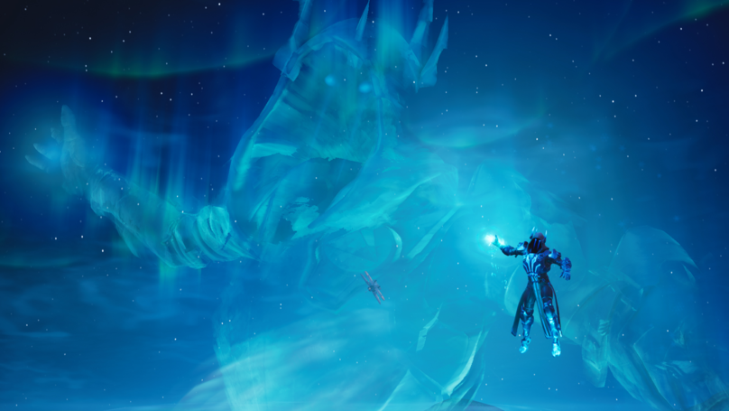​'Fortnite' Welcomes New Ice Storm Event And Metric Tons Of Snow