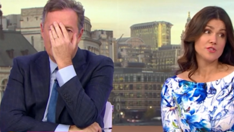 ​Piers Morgan Calls 'Love Island' Contestants 'Most Stupid People In The World'